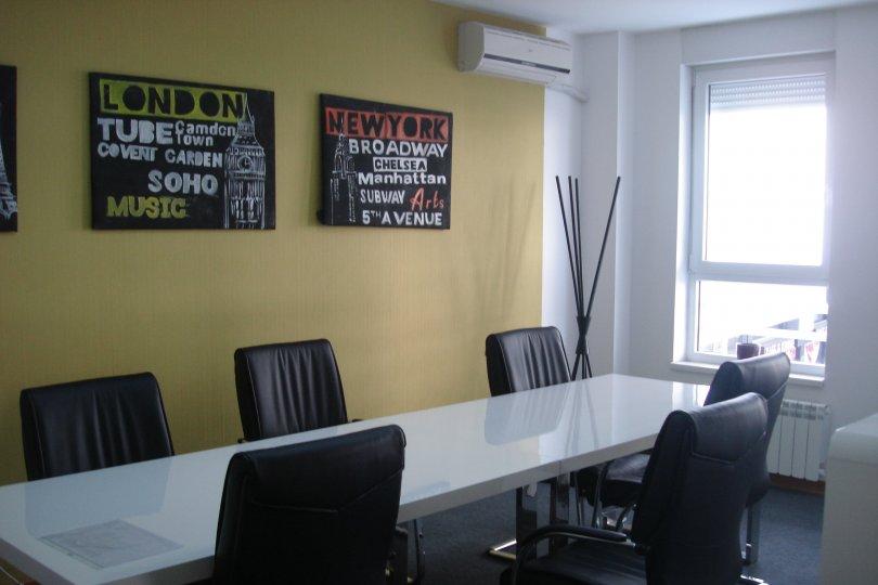 Poslovni prostor 58m² Novi Beograd Belvill
