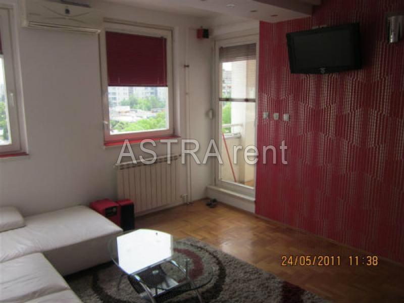 Stan , Beograd (grad) , Izdavanje | Stan 48M² Novi Beograd Blok 24