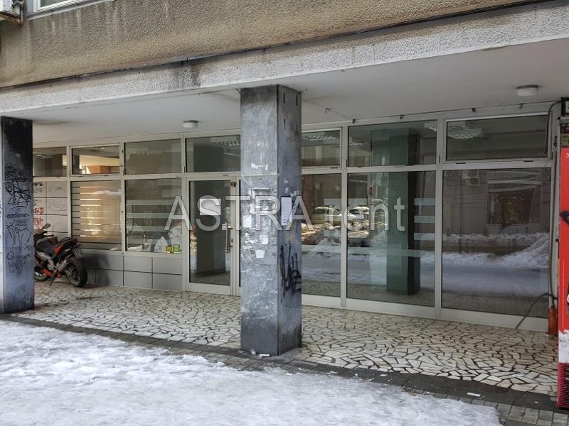 Poslovni prostor 64m² Centar
